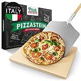 Pizza Divertimento Pizzastein und Pizzaschieber