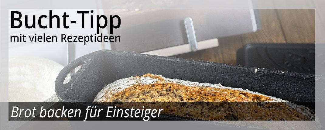Brot backen für Einsteiger – Buchtipp