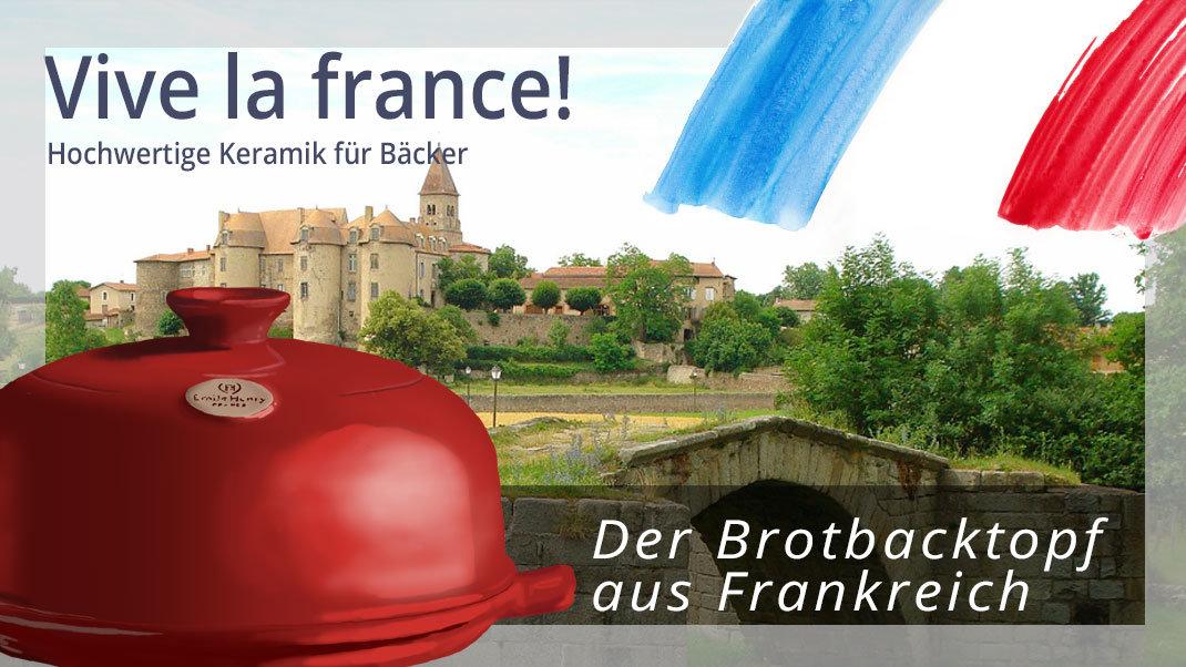 Le Pain – Sensationeller Brotbacktopf aus Frankreich