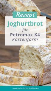 Rezept Joghurtbrot