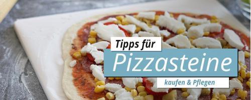 Pizzastein – Das Geheimnis einer guten Pizza