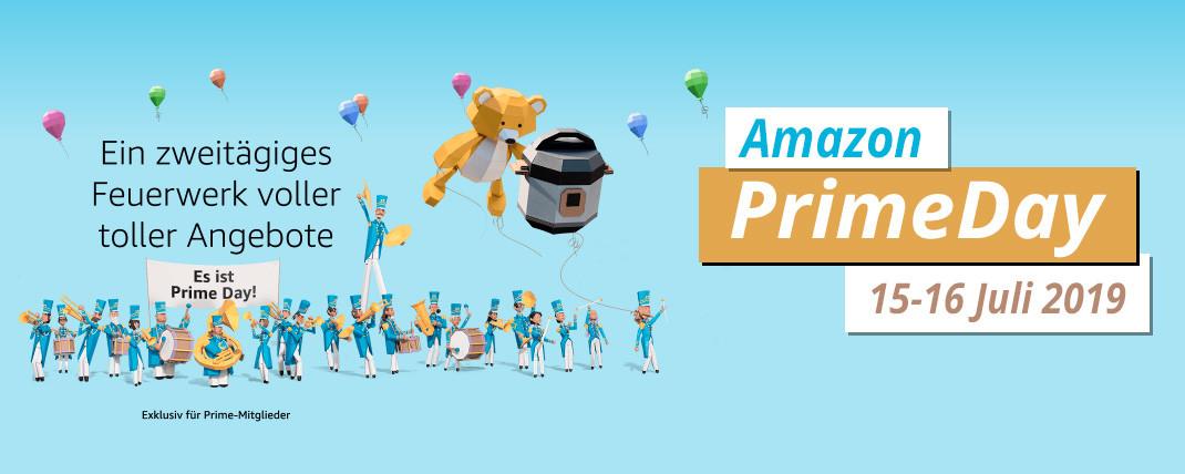 Amazon PrimeDay 2019 –Zwei Tage voll starker Angebote