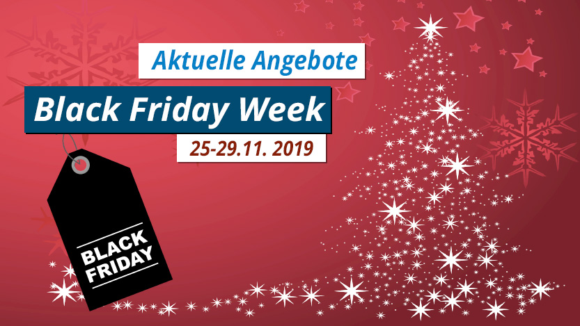 Black Friday Woche 2019