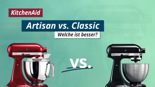KitchenAid Artisan vs. Classic