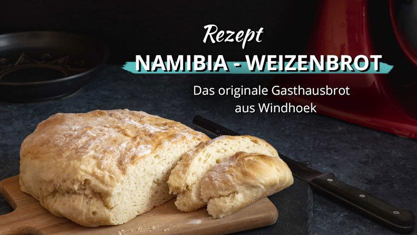 Namibia Gasthaus-Brot